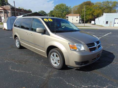 2008 Dodge Grand Caravan for sale in Nevada, MO