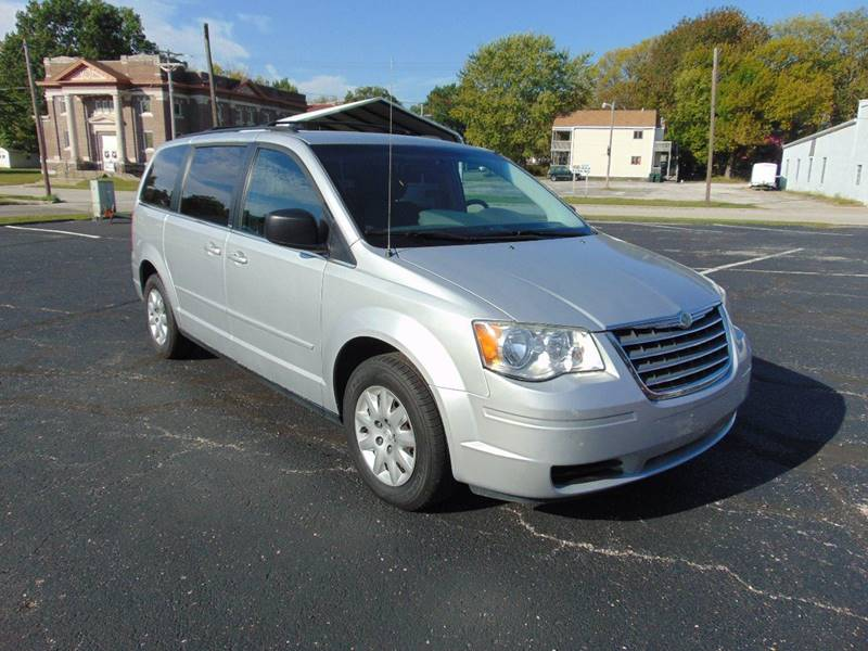 2009 chrysler town and country lx mini van 4dr in nevada mo randy bland used cars. Black Bedroom Furniture Sets. Home Design Ideas