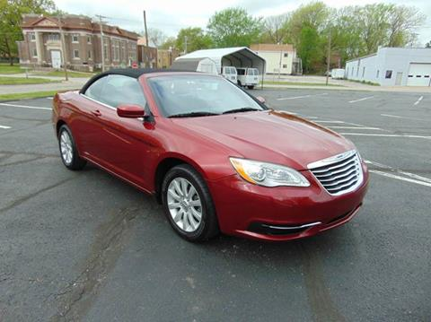 2013 Chrysler 200 Convertible for sale in Nevada, MO