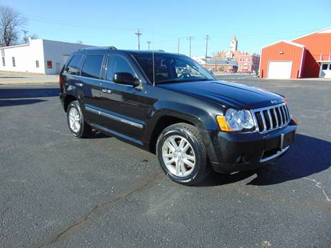 2010 Jeep Grand Cherokee for sale at Randy Bland Used Cars in Nevada MO