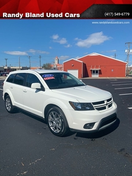 2019 Dodge Journey for sale in Nevada, MO