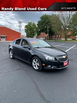 2014 Chevrolet Cruze for sale in Nevada, MO