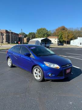 2012 Ford Focus for sale in Nevada, MO