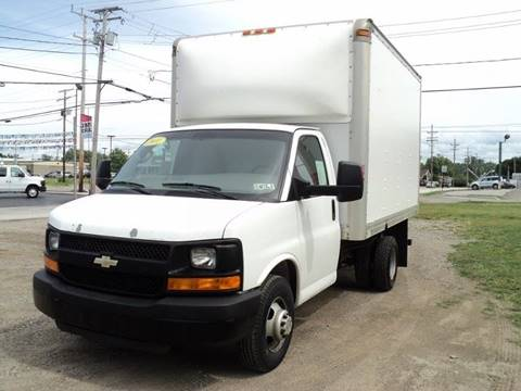 2011 Chevrolet Express Cutaway for sale in Erie, PA