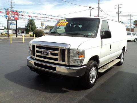 2008 Ford E-Series Cargo for sale in Erie, PA
