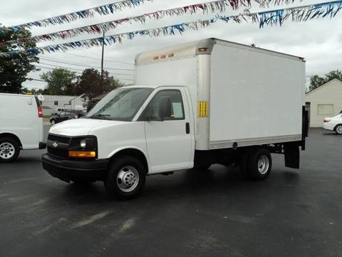 2012 Chevrolet Express Cutaway for sale in Erie, PA