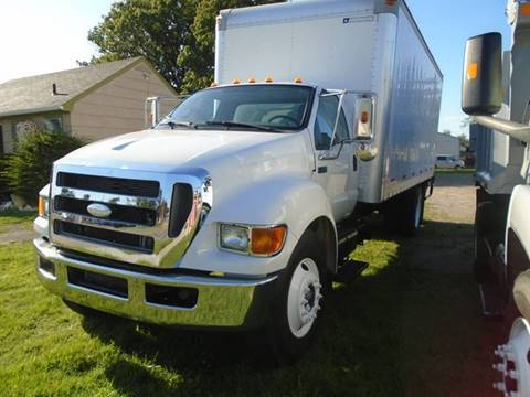 2008 Ford F-650 Super Duty for sale in Erie, PA
