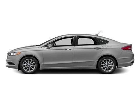 2017 Ford Fusion for sale in Fenton, MI