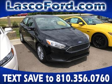 2017 Ford Focus for sale in Fenton, MI