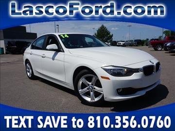 2014 BMW 3 Series for sale in Fenton, MI