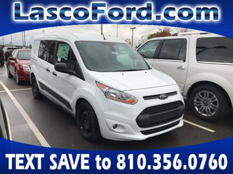 2017 Ford Transit Connect Cargo for sale in Fenton, MI