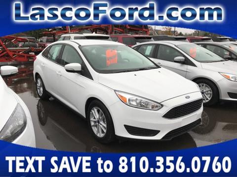 2017 Ford Focus for sale in Fenton, MI