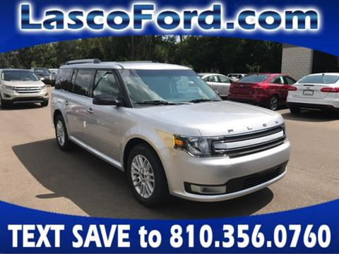 2018 Ford Flex for sale in Fenton, MI