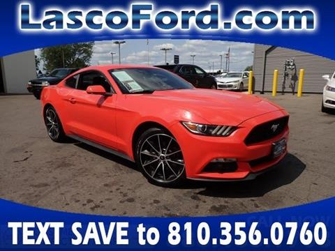 2015 Ford Mustang for sale in Fenton, MI