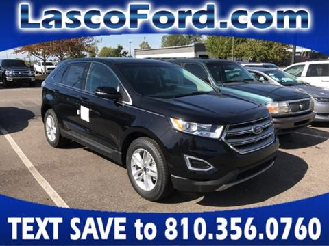 2017 Ford Edge for sale in Fenton, MI