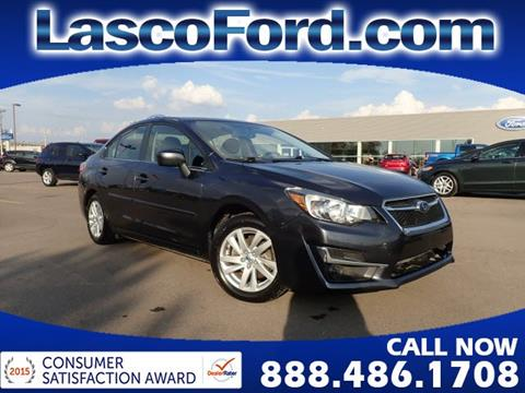 2015 Subaru Impreza for sale in Fenton, MI