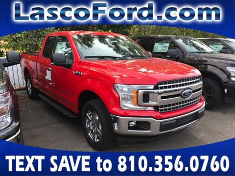 2018 Ford F-150 for sale in Fenton, MI