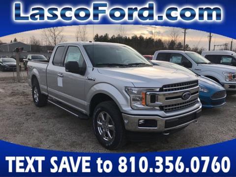 2018 Ford F-150 for sale in Fenton, MI