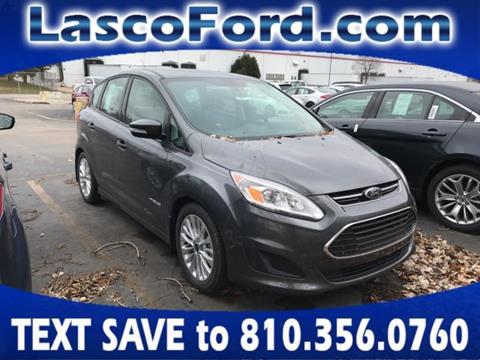 2017 Ford C-MAX Hybrid for sale in Fenton, MI