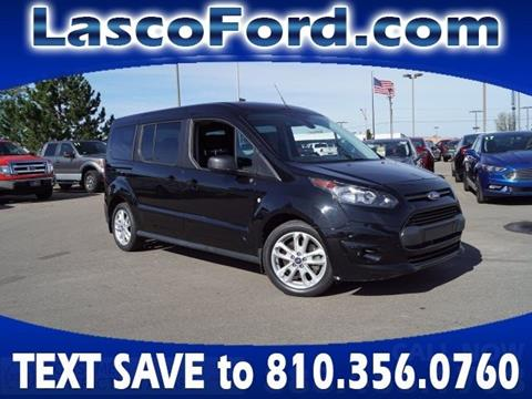 2015 Ford Transit Connect Wagon for sale in Fenton, MI