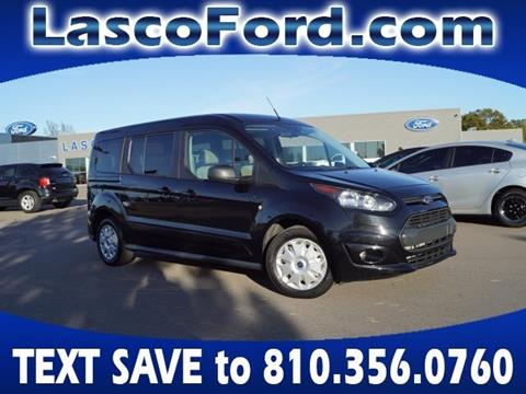 2014 Ford Transit Connect Wagon for sale in Fenton, MI