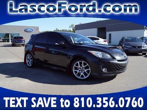 2012 Mazda MAZDASPEED3 for sale in Fenton, MI