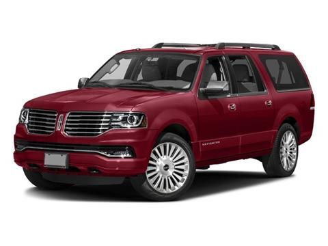 2017 Lincoln Navigator L for sale in Fenton, MI