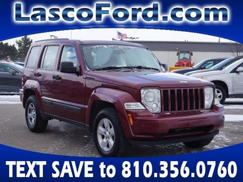 2009 Jeep Liberty for sale in Fenton, MI
