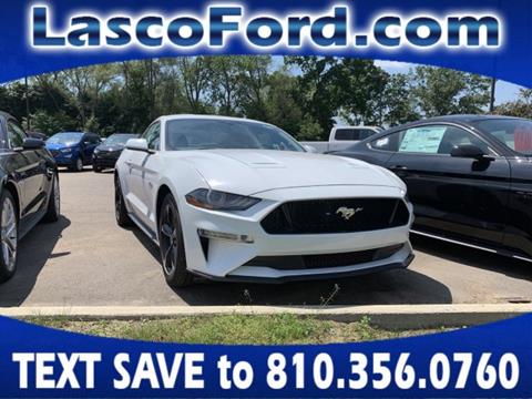 2019 Ford Mustang for sale in Fenton, MI