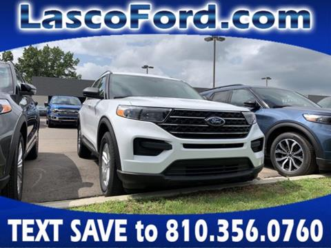 2020 Ford Explorer for sale in Fenton, MI