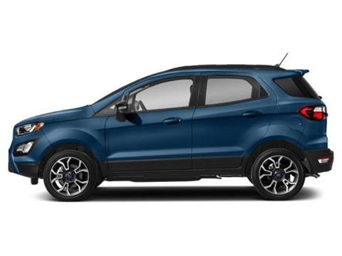 2019 Ford EcoSport for sale in Fenton, MI