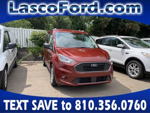2020 Ford Transit Connect Wagon for sale in Fenton, MI