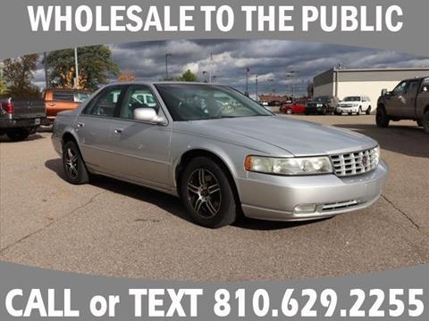 2003 Cadillac Seville for sale in Fenton, MI
