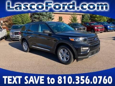 2020 Ford Explorer for sale at LASCO FORD in Fenton MI