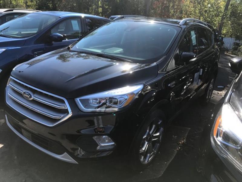 2017 Ford Escape Titanium 4dr SUV - Fenton MI