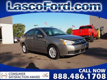 2008 Ford Focus for sale in Fenton, MI