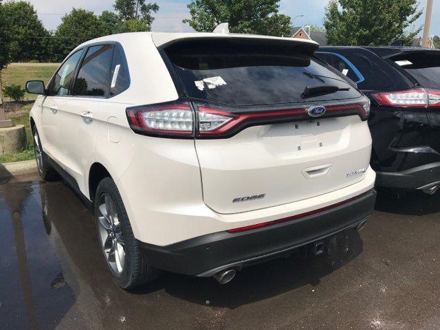 2017 Ford Edge Titanium AWD 4dr SUV - Fenton MI
