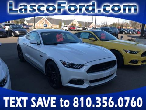 2017 Ford Mustang for sale in Fenton, MI