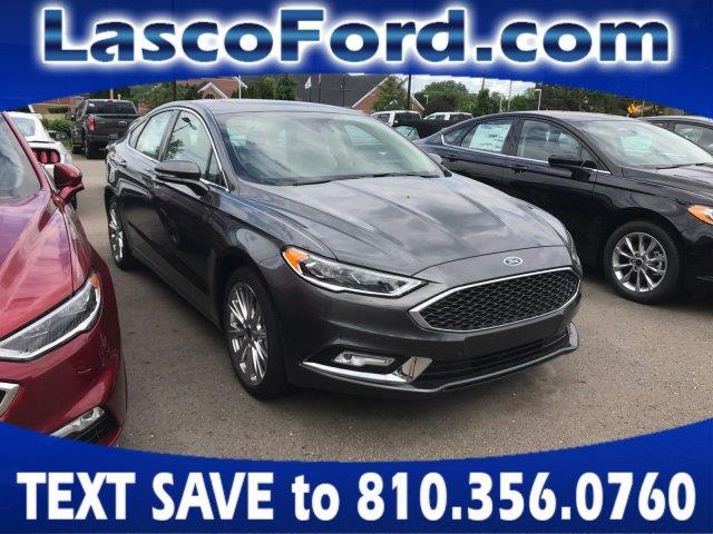 2017 Ford Fusion  - Fenton MI