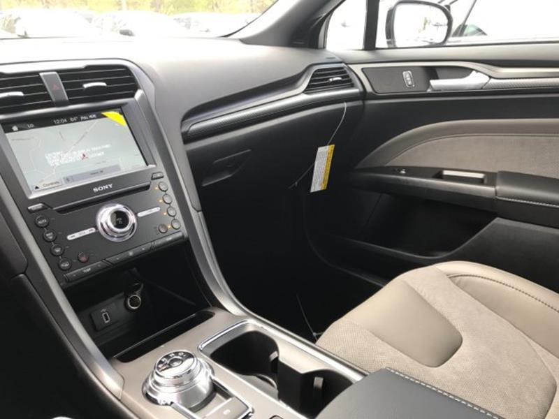 2017 Ford Fusion AWD V6 Sport 4dr Sedan - Fenton MI