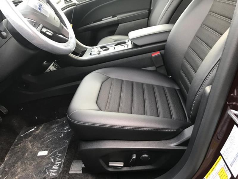 2017 Ford Fusion SE 4dr Sedan - Fenton MI