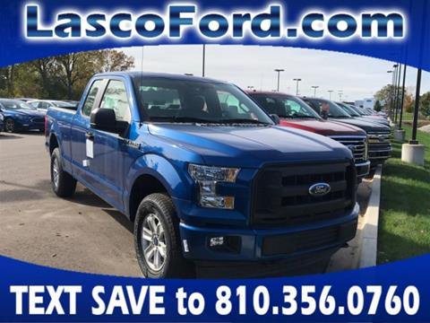 2017 Ford F-150 for sale in Fenton, MI