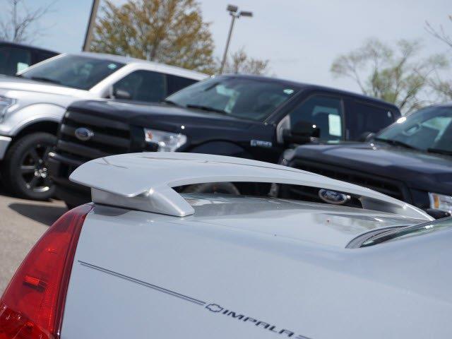 2012 Chevrolet Impala LTZ 4dr Sedan - Fenton MI