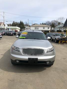 2005 Infiniti FX45 for sale in Troy, NY