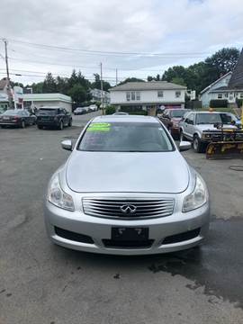 2009 Infiniti G37 Sedan for sale in Troy, NY