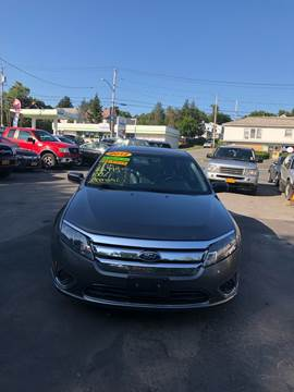 2012 Ford Fusion for sale in Troy, NY