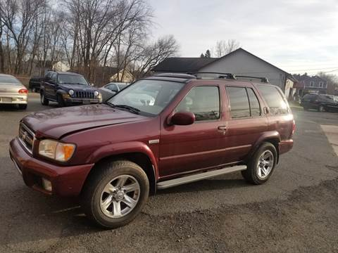 Nissan Pathfinder For Sale in Agawam, MA - Balfour Motors