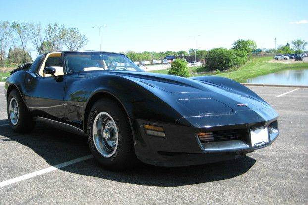 1980 Chevrolet Corvette for sale at SYNERGY MOTOR CAR CO in Forest Lake MN