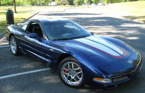 2004 Chevrolet Corvette for sale at SYNERGY MOTOR CAR CO in Forest Lake MN