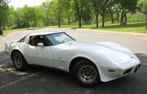 1978 Chevrolet Corvette for sale at SYNERGY MOTOR CAR CO in Forest Lake MN